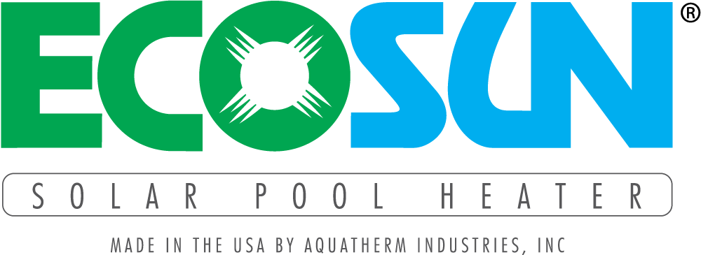 ECOSUN® Solar Pool Heaters by Aquatherm
